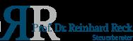 Prof. Dr. Reinhard Reck - Steuerkanzlei